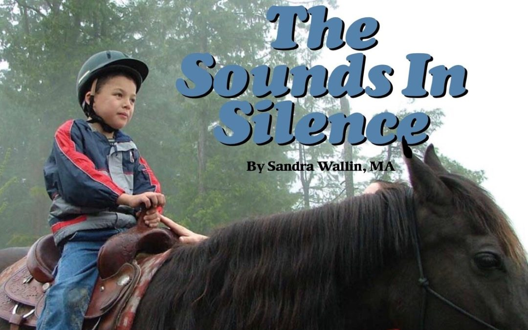 The Sounds in Silence